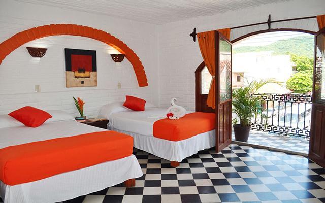 Hacienda de Vallarta Centro, espacios diseñados para tu descanso