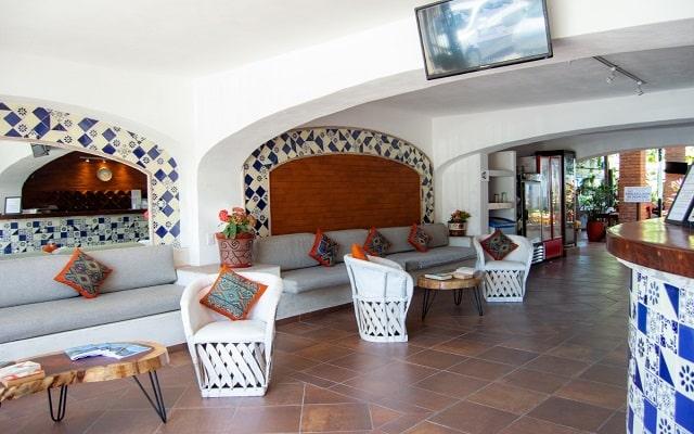 Hotel Hacienda de Vallarta Las Glorias, buen servicio