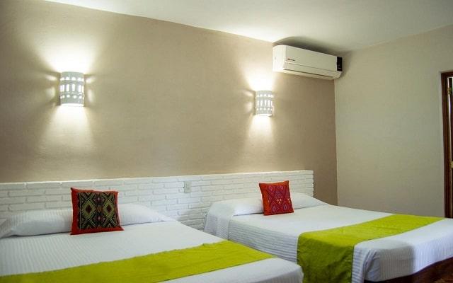 Hotel Hacienda de Vallarta Las Glorias, cómodas habitaciones