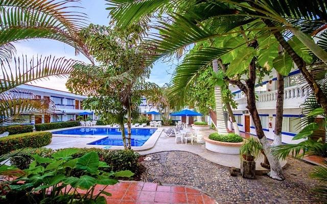 Hotel Hacienda de Vallarta Las Glorias en Zona Hotelera