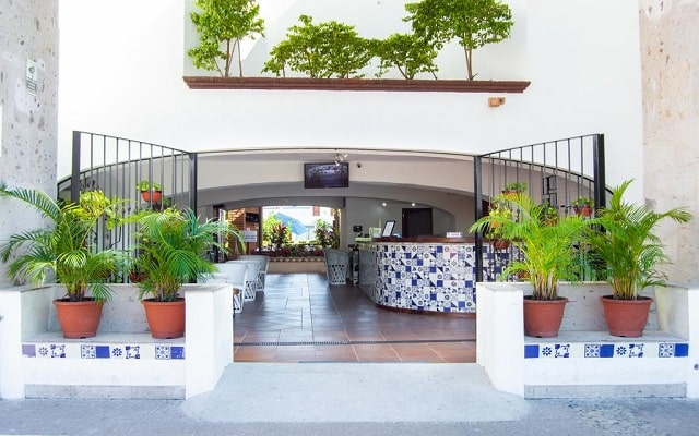 Hotel Hacienda de Vallarta Las Glorias, atención personalizada desde el inicio de tu estancia