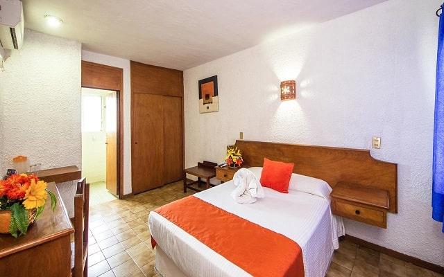Hotel Hacienda de Vallarta Las Glorias, habitaciones con todas las amenidades