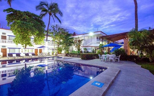 Hotel Hacienda de Vallarta Las Glorias, espacios únicos