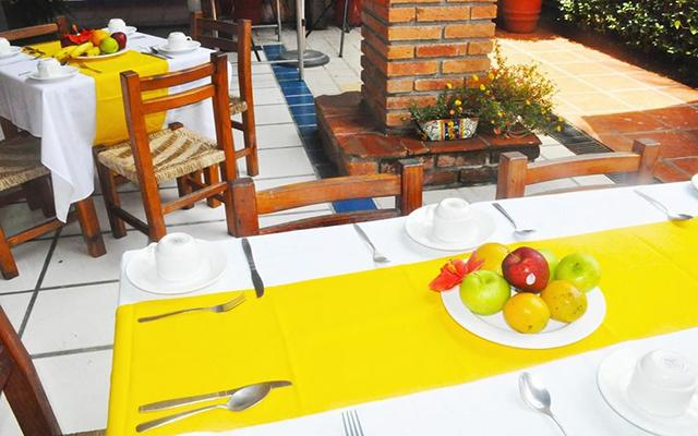 Hacienda de Vallarta Las Glorias, disfruta tus alimentos en ambientes acogedores