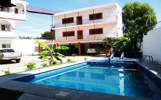 Hotel Hacienda de Zapata en Cuernavaca Ciudad