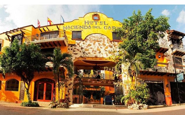 Hotel Hacienda del Caribe en Playa del Carmen