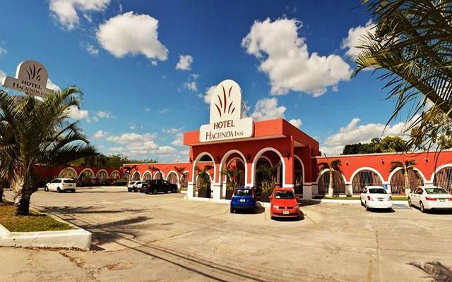 Hotel Hacienda Inn Aeropuerto en Aeropuerto