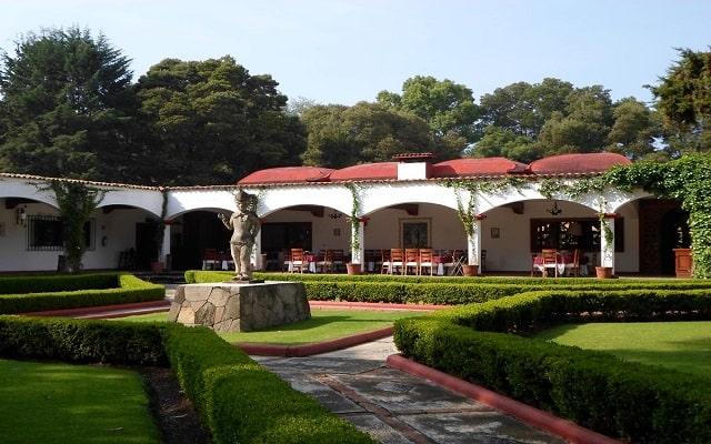 Hotel Hacienda La Purísima