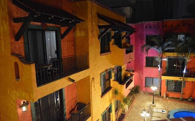 Hotel Hacienda María Bonita, instalaciones acogedoras