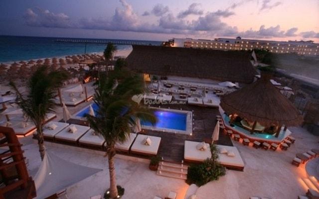 Hotel Hacienda María Bonita, club de playa