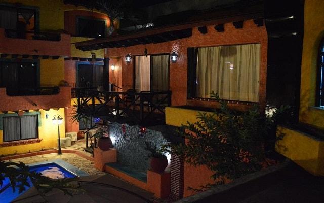 Hotel Hacienda María Bonita, confort en cada sitio