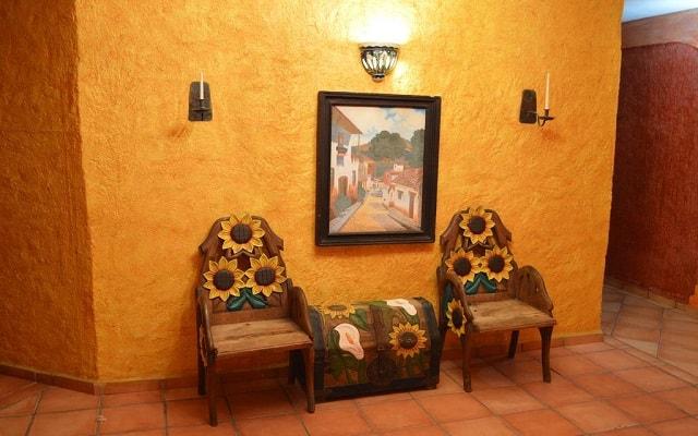 Hotel Hacienda María Bonita, estilo y diseño en cada ambiente