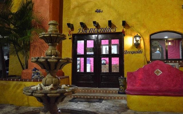 Hotel Hacienda María Bonita, servicio y atención de calidad