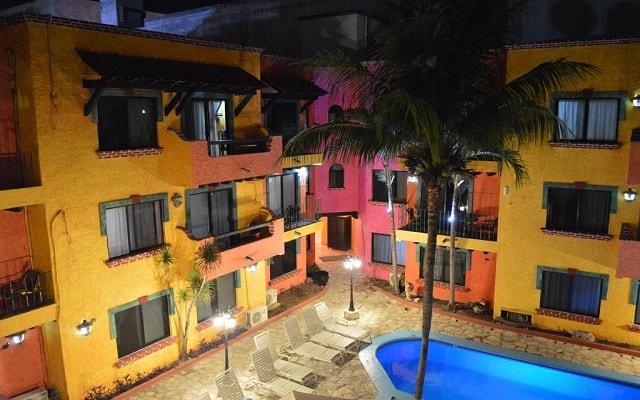 Hotel Hacienda María Bonita, vistas increíbles