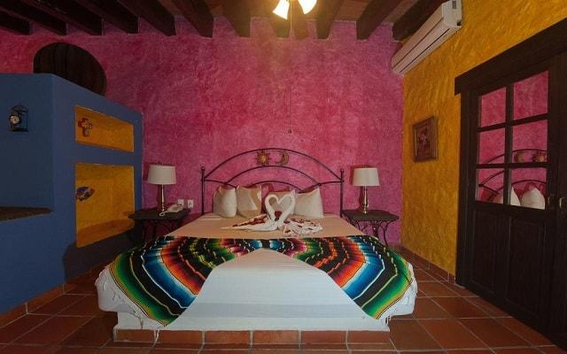Hotel Hacienda María Bonita, espacios diseñados para tu descanso