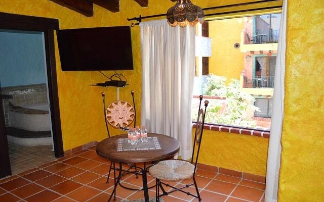 Hotel Hacienda María Bonita, sitios acondicionados para tu satisfacción