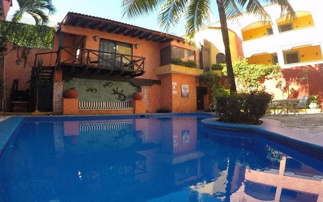 Hotel Hacienda María Bonita, asoléate en ambientes agradables