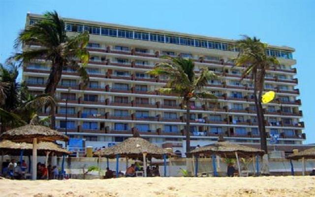 Hotel Hacienda Mazatlan en Isla de la Piedra