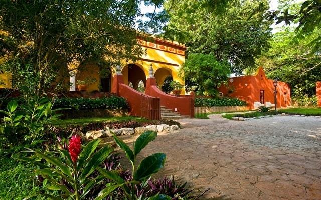 Hotel Hacienda Misné en Mérida Centro
