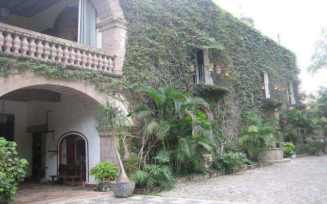 Hacienda San Gabriel de las Palmas en Amacuzac