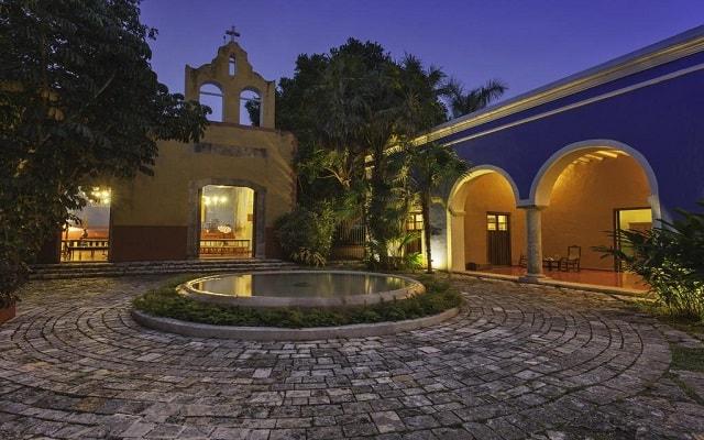 Hotel Hacienda San José