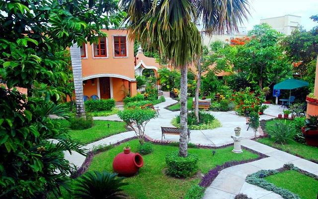 En sus jardines puedes encontrar áreas para picnic o para disfrutar una parrillada