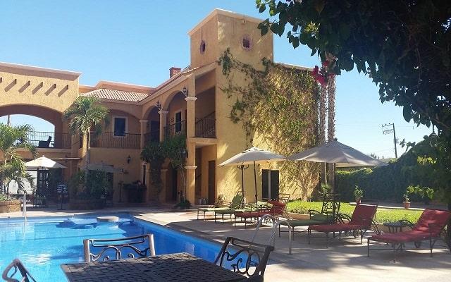 Hotel Hacienda Suites, espacios pensados para tu descanso