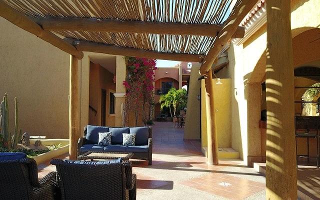 Hotel Hacienda Suites, atención personalizada desde el inicio de tu estancia