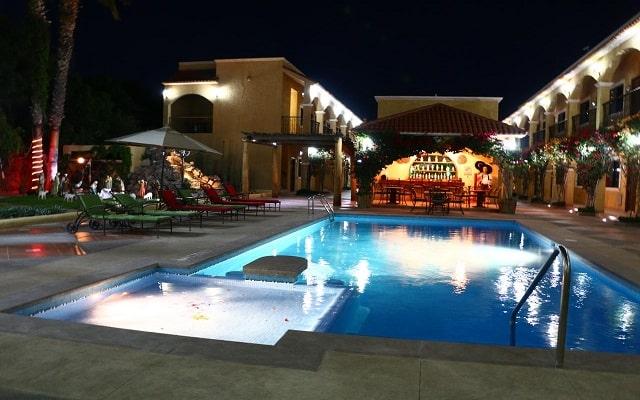 Hotel Hacienda Suites en Loreto