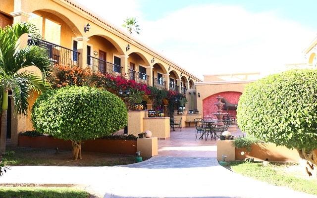 Hotel Hacienda Suites, instalaciones pensadas para tu descanso