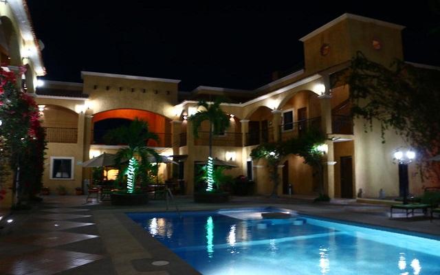 Hotel Hacienda Suites, noches inolvidables