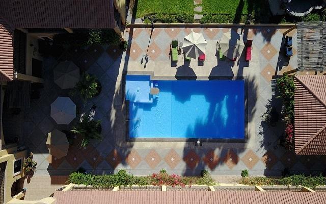 Hotel Hacienda Suites, hermosas vistas