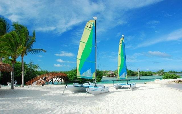 Hotel Hacienda Tres Ríos, relájate en el Caribe