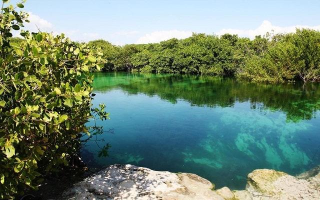 Hotel Hacienda Tres Ríos, visita el cenote