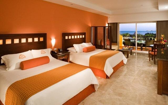 Hotel Hacienda Tres Ríos, habitaciones bien equipadas