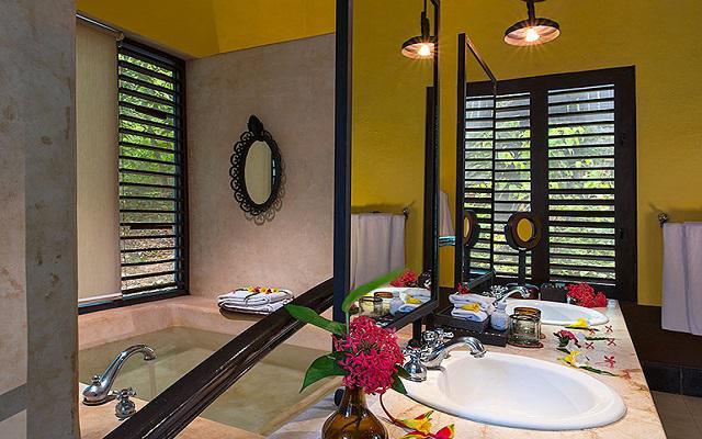 Baños Estilo Tradicional:Te ofrece un cuarto de baño de lujo, sin perder el estilo tradicional