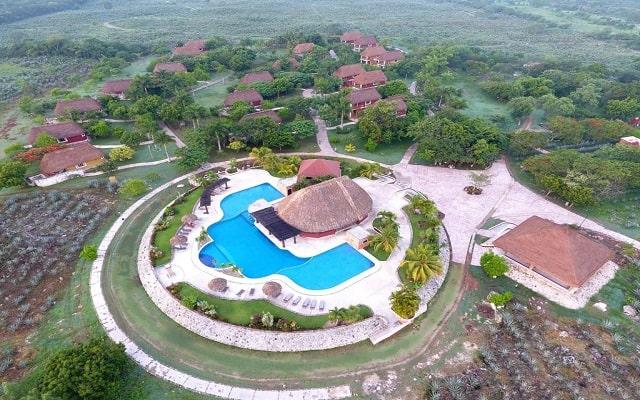Hotel Hacienda Viva Sotuta de Peón en Tecoh