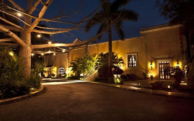 Hotel Hacienda Xcanatún en Xcanatún