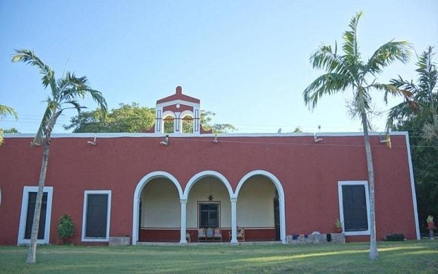 Hotel Hacienda Yunku en Abalá