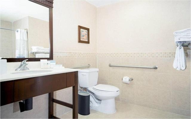 Hotel Hampton Inn and Suites Ciudad de México Centro Histórico, amenidades de calidad