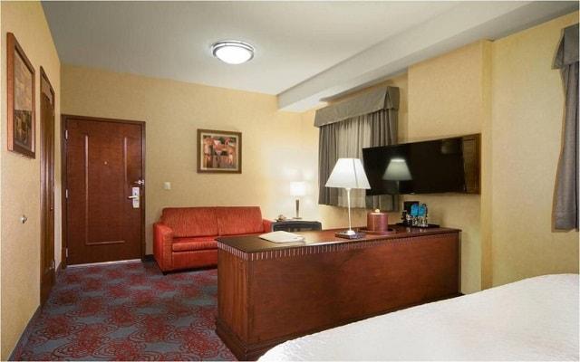 Hotel Hampton Inn and Suites Ciudad de México Centro Histórico, habitaciones bien equipadas