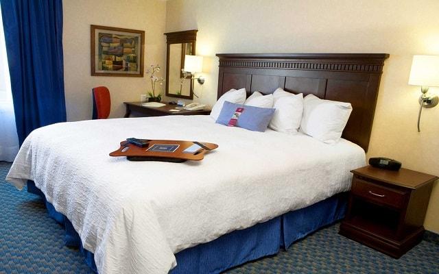 Hotel Hampton Inn and Suites Ciudad de México Centro Histórico, ambientes agradables