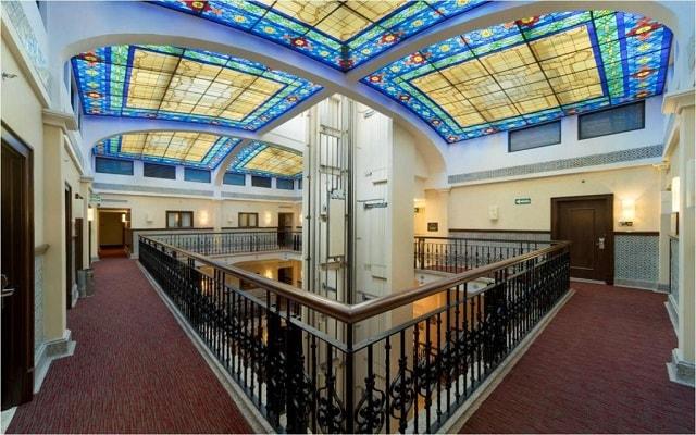 Hotel Hampton Inn and Suites Ciudad de México Centro Histórico, cómodas instalaciones
