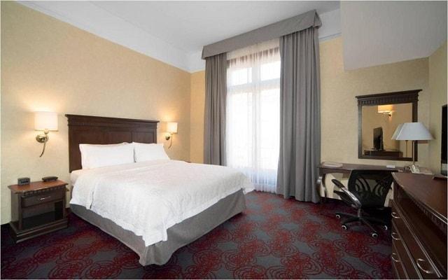 Hotel Hampton Inn and Suites Ciudad de México Centro Histórico, espacios diseñados para tu descanso