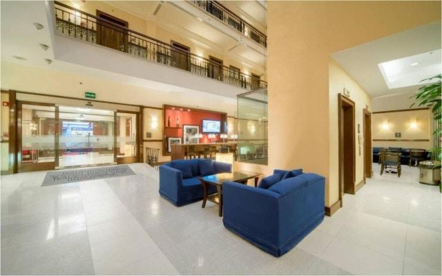 Hotel Hampton Inn and Suites Ciudad de México Centro Histórico, lobby