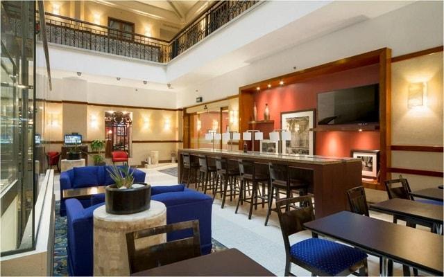 Hotel Hampton Inn and Suites Ciudad de México Centro Histórico, lujo y diseño