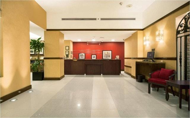 Hotel Hampton Inn and Suites Ciudad de México Centro Histórico, atención personalizada desde el inicio de tu estancia