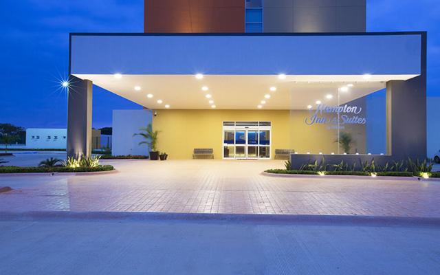 Hampton Inn and Suites Paraíso, atención personalizada desde el inicio de su estancia