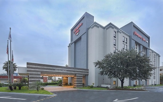 Hotel Hampton Inn by Hilton Monterrey/Galerías-Obispado en Galerías