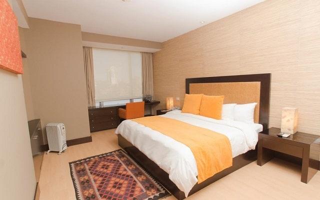 Hotel HauSuites, acogedoras habitaciones